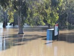 Flood in Benalla