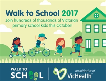 Walk to School 2017